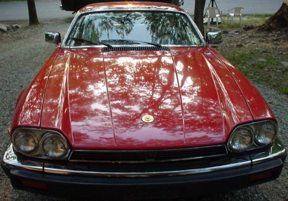 1991 XJ-S Classic Collection Front