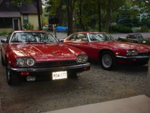 1990 and 1991 XJ-S Coupes